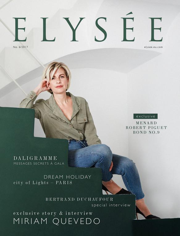 Elysee No 6 - 2017